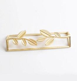 Gold Leaf Napkin Wrap