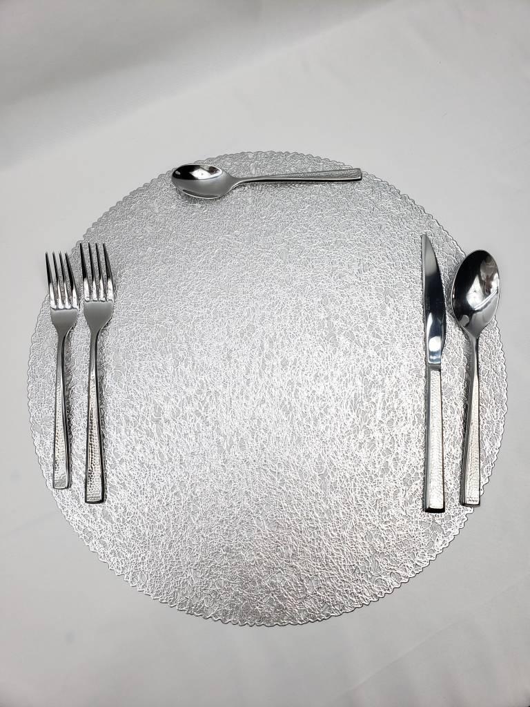 Mea Stainless Steel 20 pc Flatware
