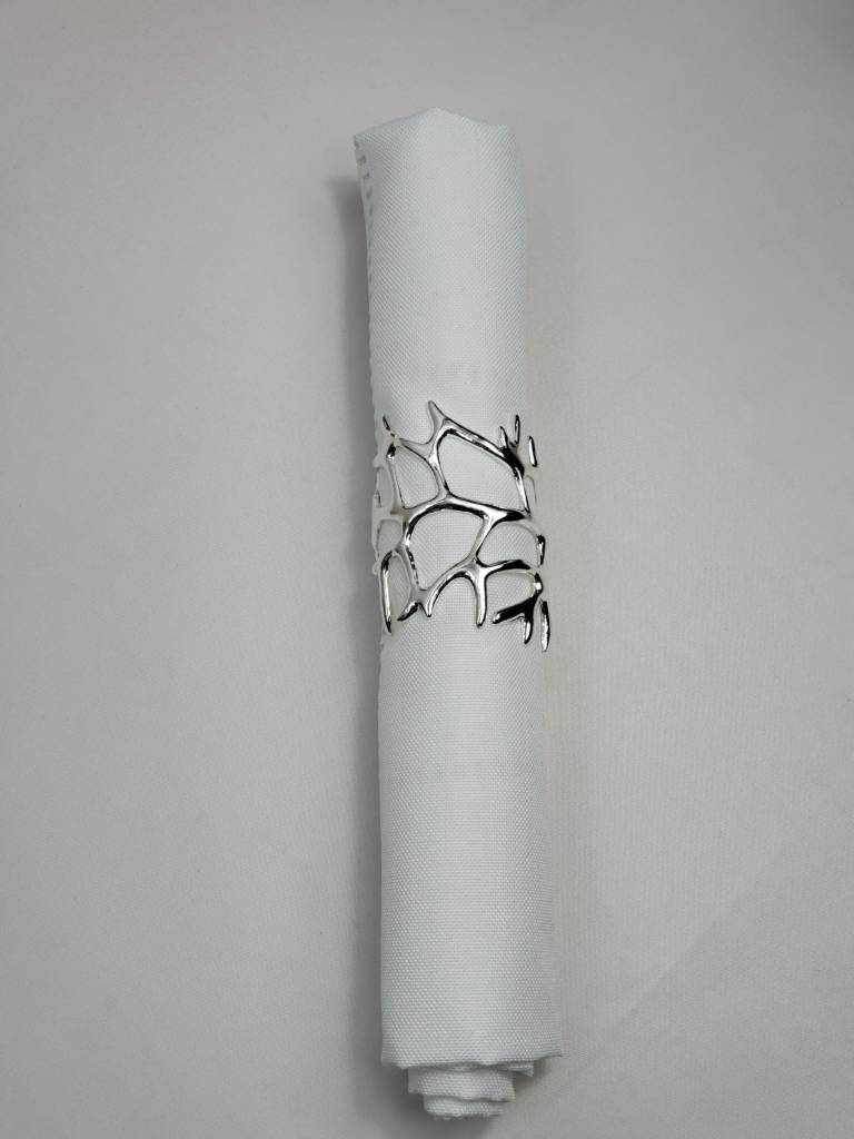 Tangle Silver Napkin Ring