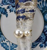 Pearl Gold Napkin ring