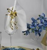 Branch Vine Gold Napkin Ring