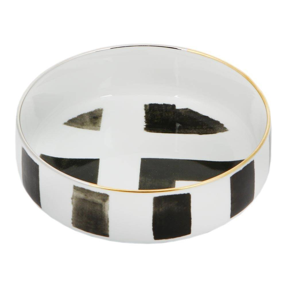 Vista Alegre Christian Lacroix Sol Y Sombra Cereal Bowl