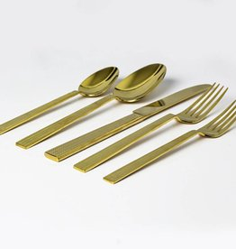 Rhone Gold 20 pc Flatware Set