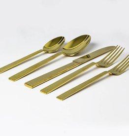 Rhone Gold 20 pc Flatware Set