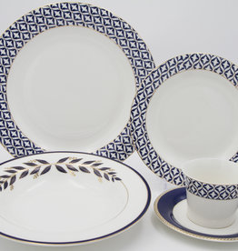 Brooklyn 20 pc Dinnerware Set