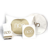 Leather Pesach sets - Gold Circle