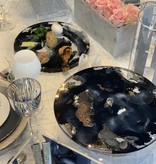 Waterdale Collection Slate Seder Plate