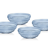 Lumina Blue Soup Bowl S/4