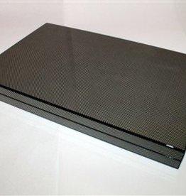 Carbon Fiber Backgammon set