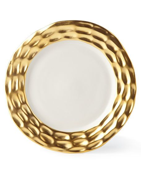 Michael Wainwright Truro Gold Salad Plate
