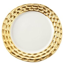 Michael Wainwright Truro Gold Dinner Plate