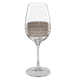 Michael Wainwright Truro Platinum White Wine Stem Glass