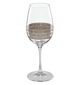 Michael Wainwright Truro Platinum White Wine Stem Glass