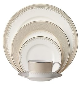 Nikko Lattice Gold 5 Pc Place Setting