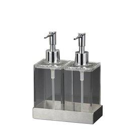 Twin Liquid Soap Dispenser