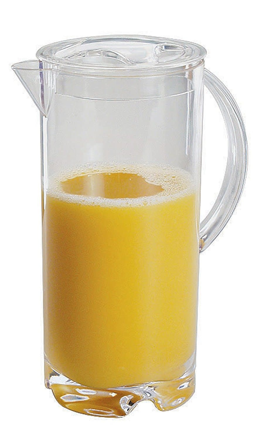 Acrylic Pitcher with Cover 1.75 Qt