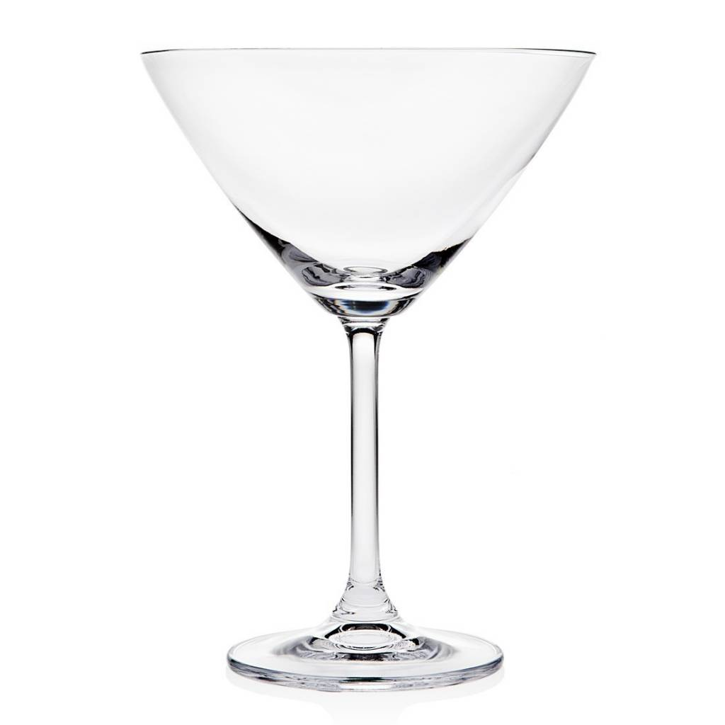 Godinger Meridian Martini glasses