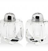 Godinger Silver Art Co Stockholm Salt Shakers