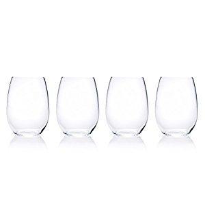 Laura Stemless glasses set of 4