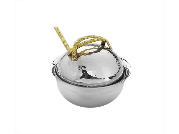 Spaghetti Stainless Steel Honey Dish