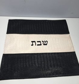 """19"""" Leather Challah Covers"""