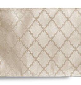 Harman Lattice Tablecloth Champagne 60 x 108