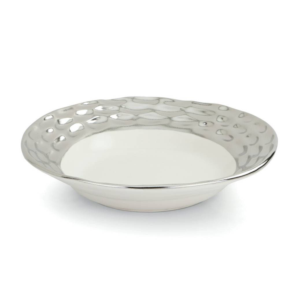 Michael Wainwright Truro platinum soup bowl