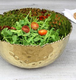 Millennium Gold Large Salad Bowl