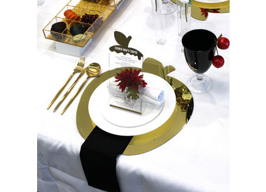 Chargers & Napkin Rings