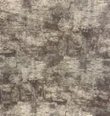 TC1301- 70 x 120  Jacquard Ivory/Grey/Gold Tablecloth