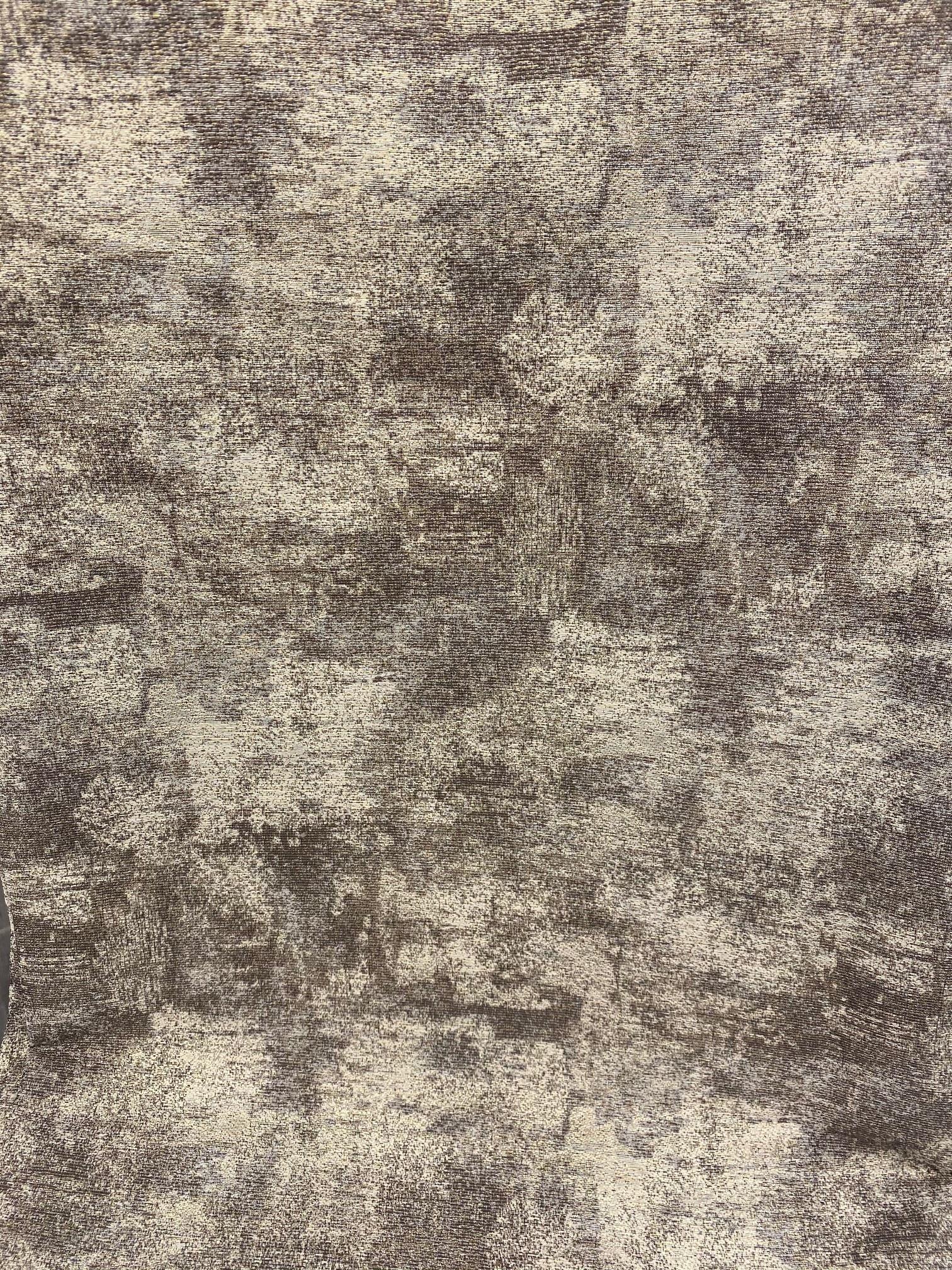 Jacquard Ivory/Grey/Gold TC1301 70 x 120 Tablecloth
