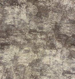Jacquard Ivory/Grey/Gold TC1301 70 x 144 Tablecloth