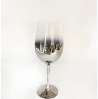 Silver Red Wine Glass 21 oz set of 4