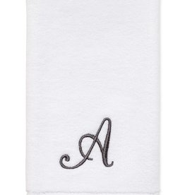 A- Monogrammed Lotion Pump and Fingertip Set