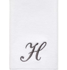 H- Monogrammed Lotion Pump and Fingertip Set