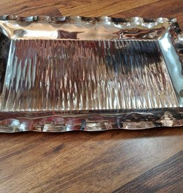 Large Buckingham Rectangle Tray