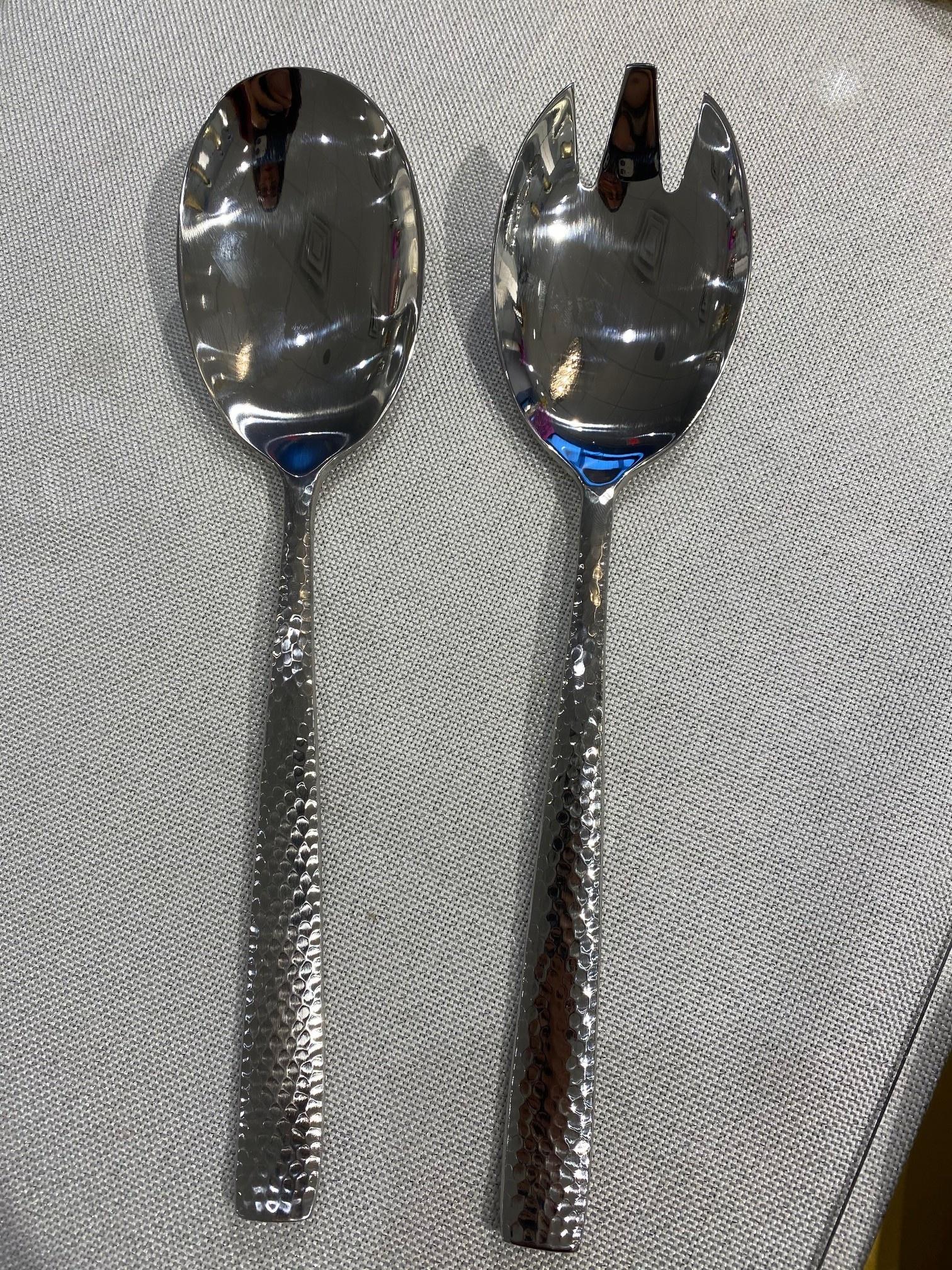 Masonry Serving spoons