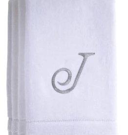 White Cotton Towels J