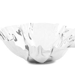 Wavy Design 12.5 Round Bowl