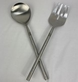 Ring Stainless Steel Serving Spoons