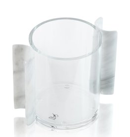 Waterdale Collection U Collection Marble Washing Cup