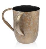 Gold Swirl Washing Cup