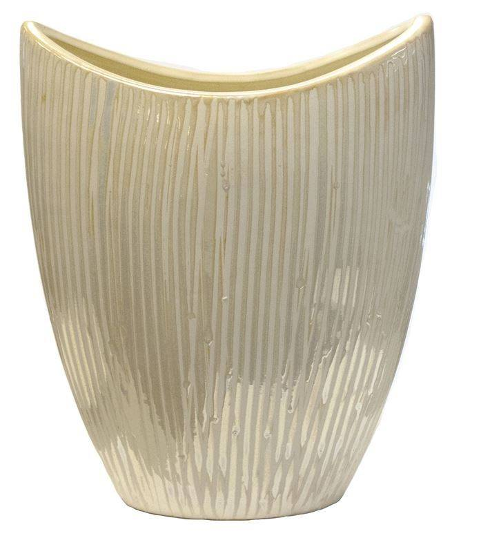Ceramic Pearl Vase