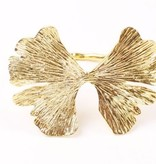 Butterfly Gold Napkin Ring