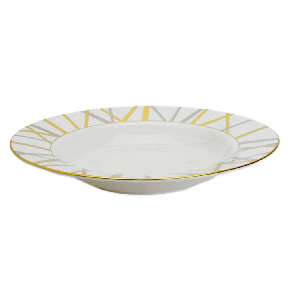 Pickard china Kelly Wearstler Mulholland Soup Bowl
