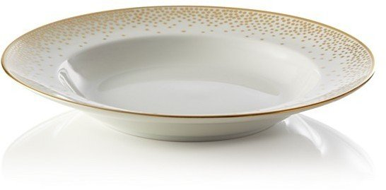 Pickard china Pickard Kelly Wearstler Trousdale Gold Soup Bowl