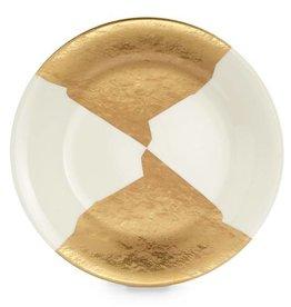 Pickard china Kelly Wearstler Doheny White Dinner Plate