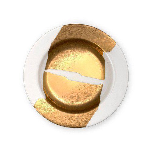 Pickard china Kelly Wearstler Doheny White Soup Bowl