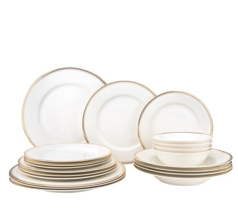 Amanda 20 pc Dinnerware set