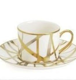 Pickard china Kelly Wearstler Mulholland Cup and Saucer